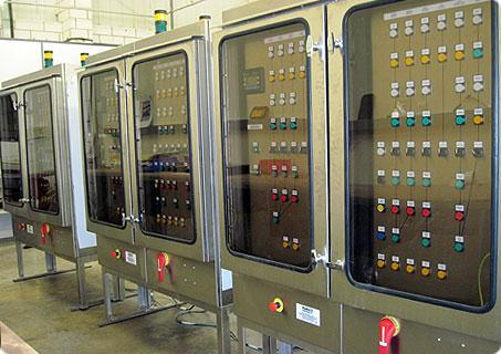 Process Control Panels