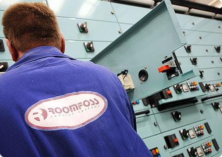 Roomfoss Control Systems, King\'s Lynn